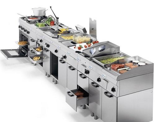 Tại sao nên sử dụng thiết bị bếp inox?