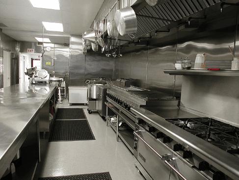 thi công hệ thống hút mùi nhà hàng