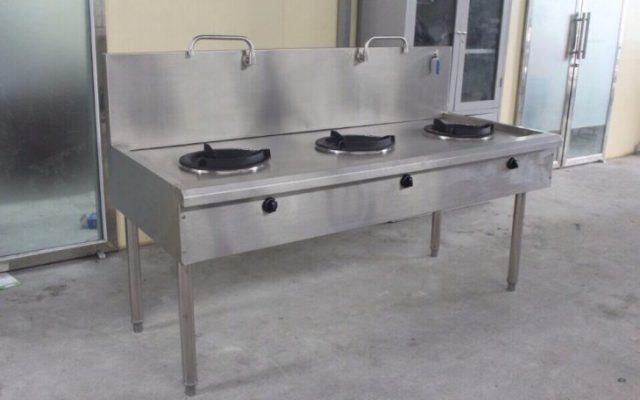 kích thước bếp á 3 họng