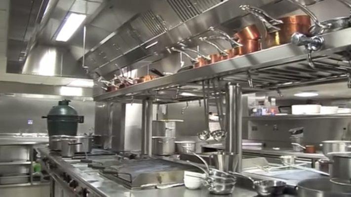 thiết bị inox nhà bếp